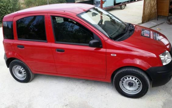 Fiat panda van 1.3 multijet